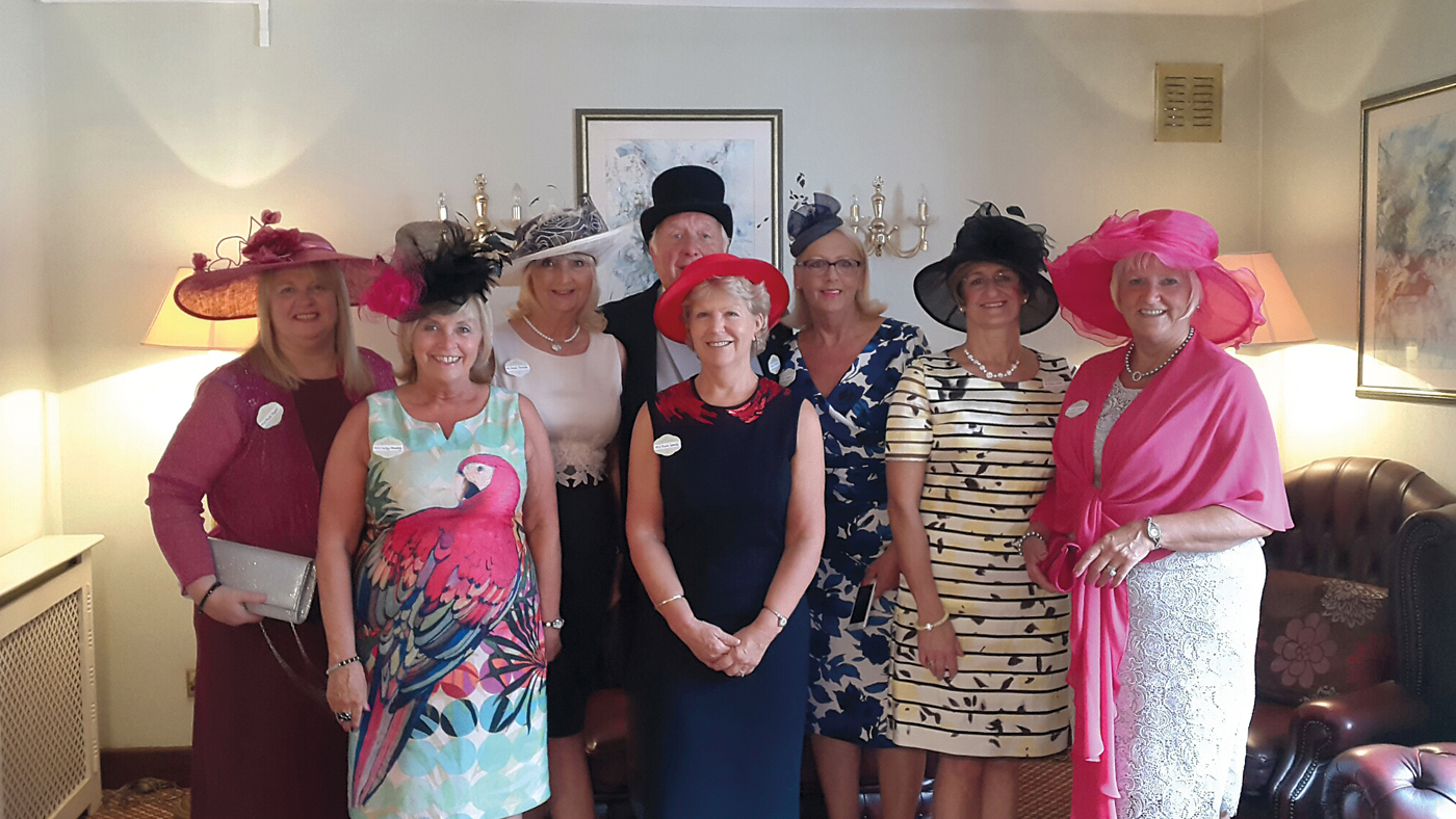 ladies day ascot